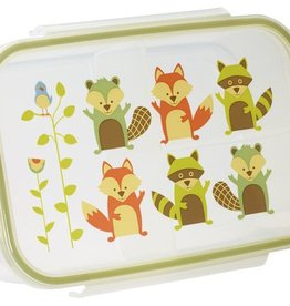 Sugarbooger Sugarbooger lunchbox what did the fox eat