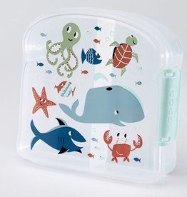 Sugarbooger Sugarbooger sandwich box ocean