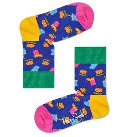 Happy Socks Happy Socks 1-pack hamburger