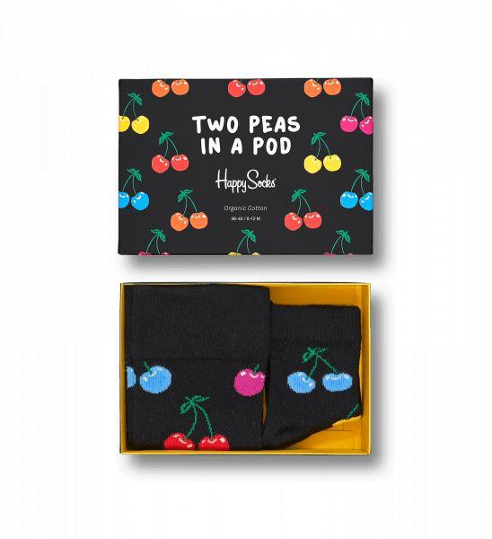 Happy Socks Happy Socks gift set two peas in a pod (kind/volwassenen)