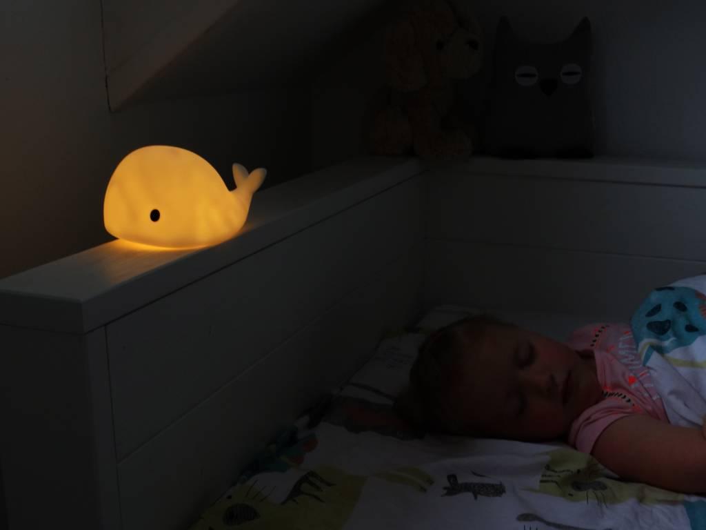 Flow Flow nachtlampje Moby medium
