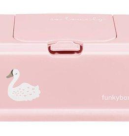 Funkybox Funkybox old pink swan