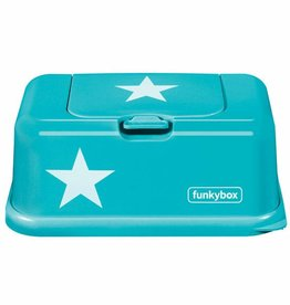 Funkybox Funkybox turquoise ster