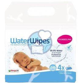WaterWipes WaterWipes vochtige doekjes voordeelpack