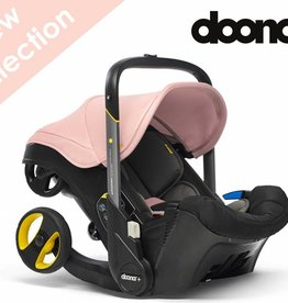 Doona Doona autostoel Blush pink