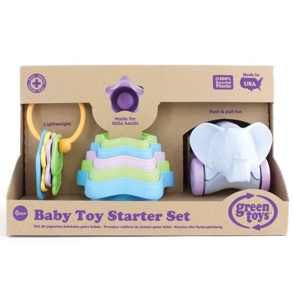 Green Toys Green Toys baby toy starter set