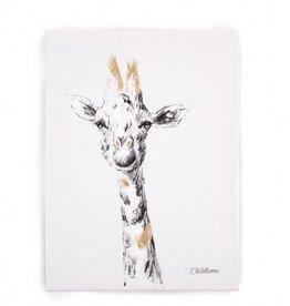Childhome Childhome schilderij giraf