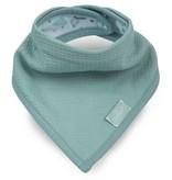 Jollein Jollein Slab bandana Tiny waffle soft green