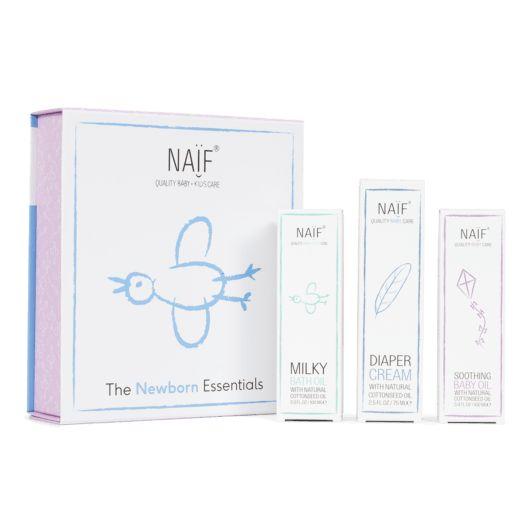 Naïf Naïf the newborn essential kit