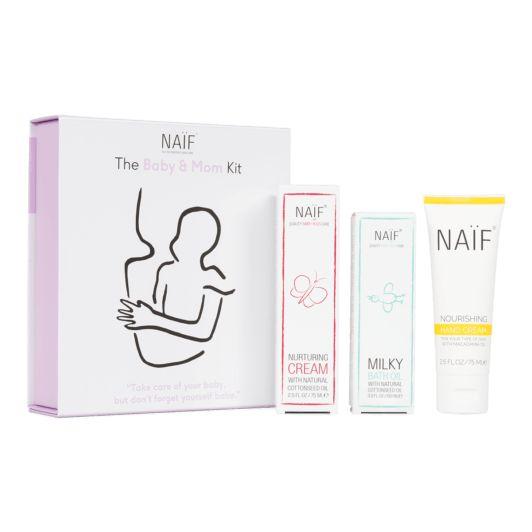 Naïf Naif the baby & mom kit