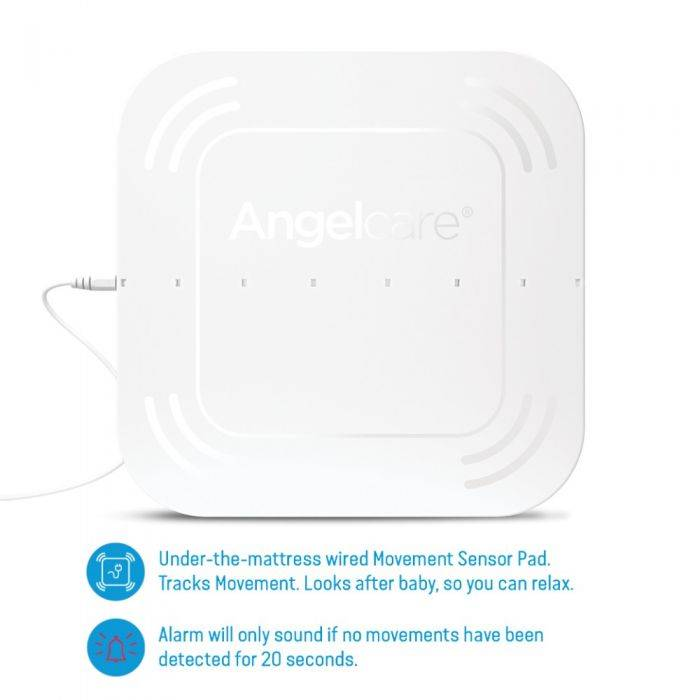 Angelcare Angelcare AC315 Baby Movement Monitor with Video