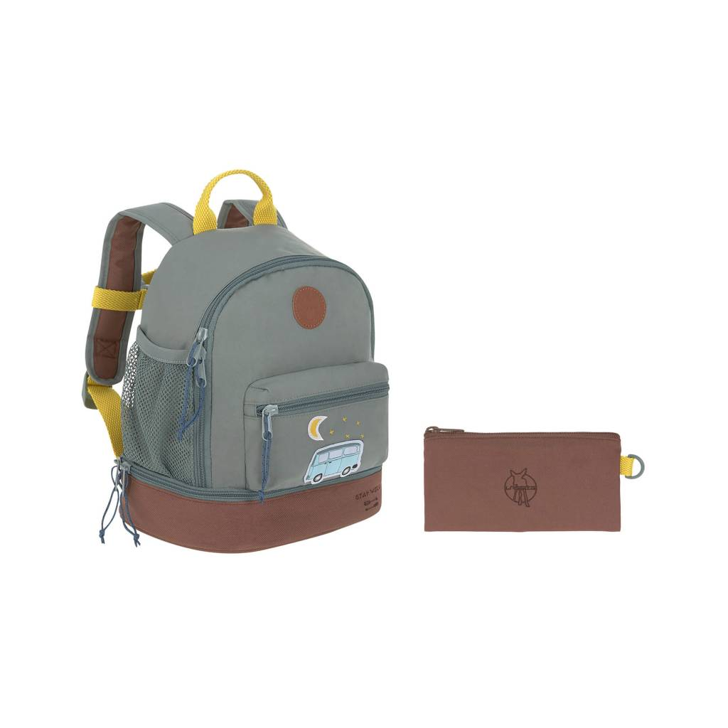 Lassig Lassig mini backpack adventure bus