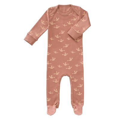 Fresk Fresk Pyjama met voet Birds