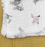 Elodie Details Elodie Details deken katoen feathered friends