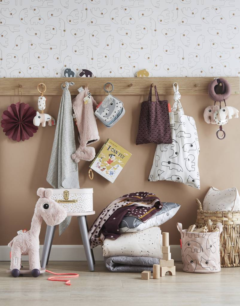 Done by Deer Done by Deer Dreamy Dots Cozy Nest powder