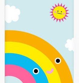 Noodoll Noodoll poster Rainbow A3