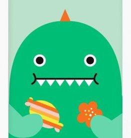 Noodoll Noodoll poster Dino A3