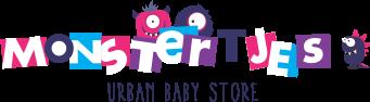 Monstertjes - Urban Baby Store