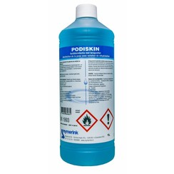 Podiskin huiddesinfectie 1000 ml