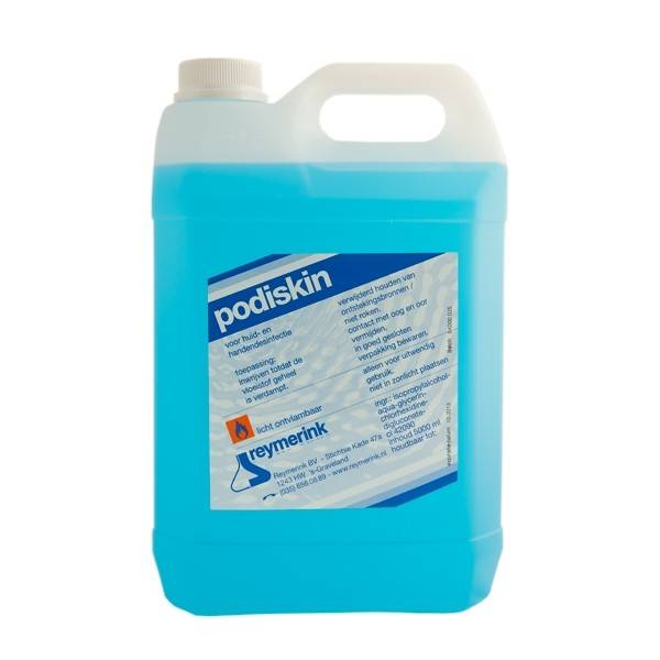 Podiskin huiddesinfectie 5000 ml
