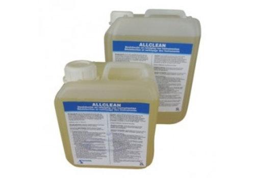 AllClean reiniging en desinfectie 2 liter