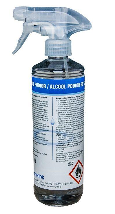 Podior 80% desinfectie 500 ml spraykop trigger