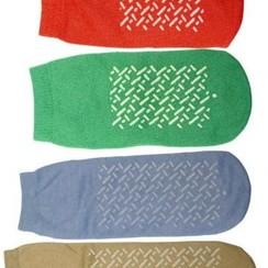 Sokken met dubbelzijdig antislip - per paar