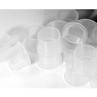 Tattoo inkt cups 9, 16 of 18mm per 500 cups