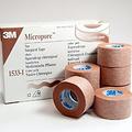 3M Micropore 1533 chirurgische hechtpleister huidskleur