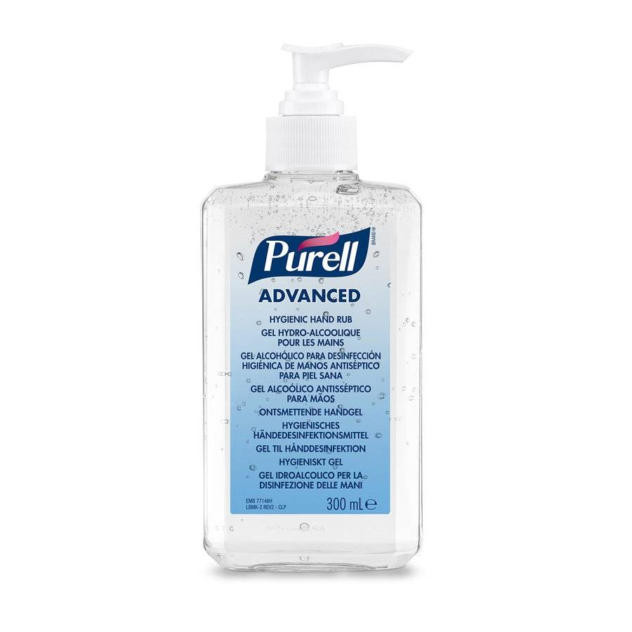 Advanced handgel 300 ml