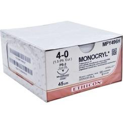 Monocryl 4-0 MPY496H PS-2 Prime MP p. pakje a 36st