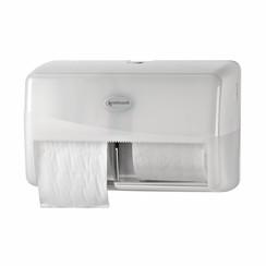 Witte duo coreless toiletrol dispenser