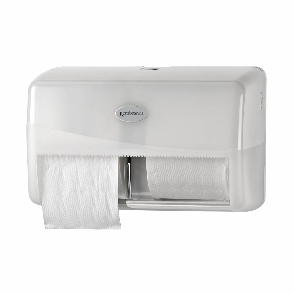 Witte duo coreless toiletrol dispenser