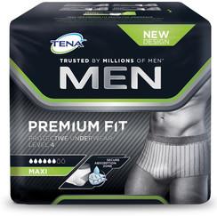 4x 10 Men Premium Large incontinentie broekjes