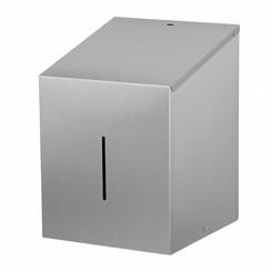 RVS wandhouder papierrol MIDI Centerfeed SanFER