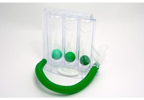 ademhalingstrainer per stuk