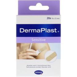 Hartmann Dermaplast Sensitive gevoelige huid pleisters