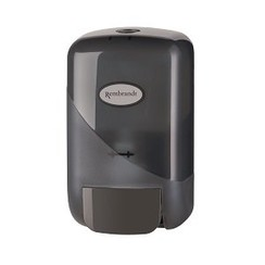 Toiletbril cleaner dispenser zwart
