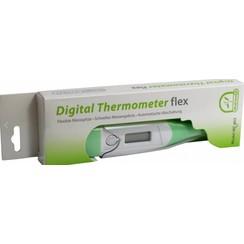 Koortsthermometer FLEX digitaal vochtafstotend p.s.