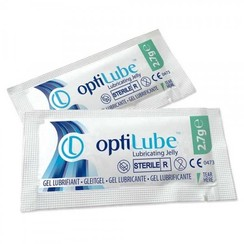 Optilube cathetergel glijmiddel waterbasis