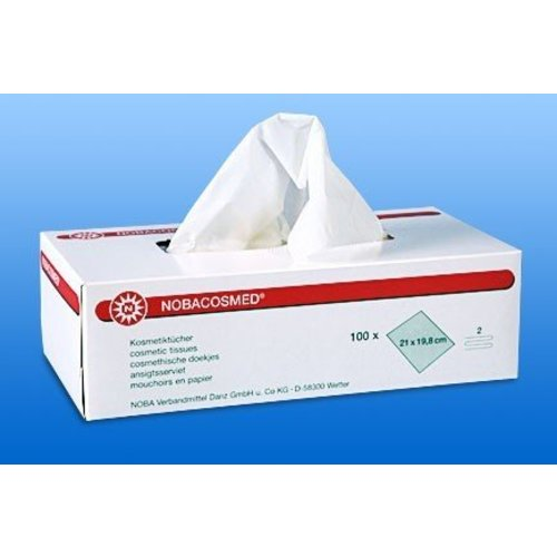 Noba Cellulose tissues NOBACOSMED medisch gebruik
