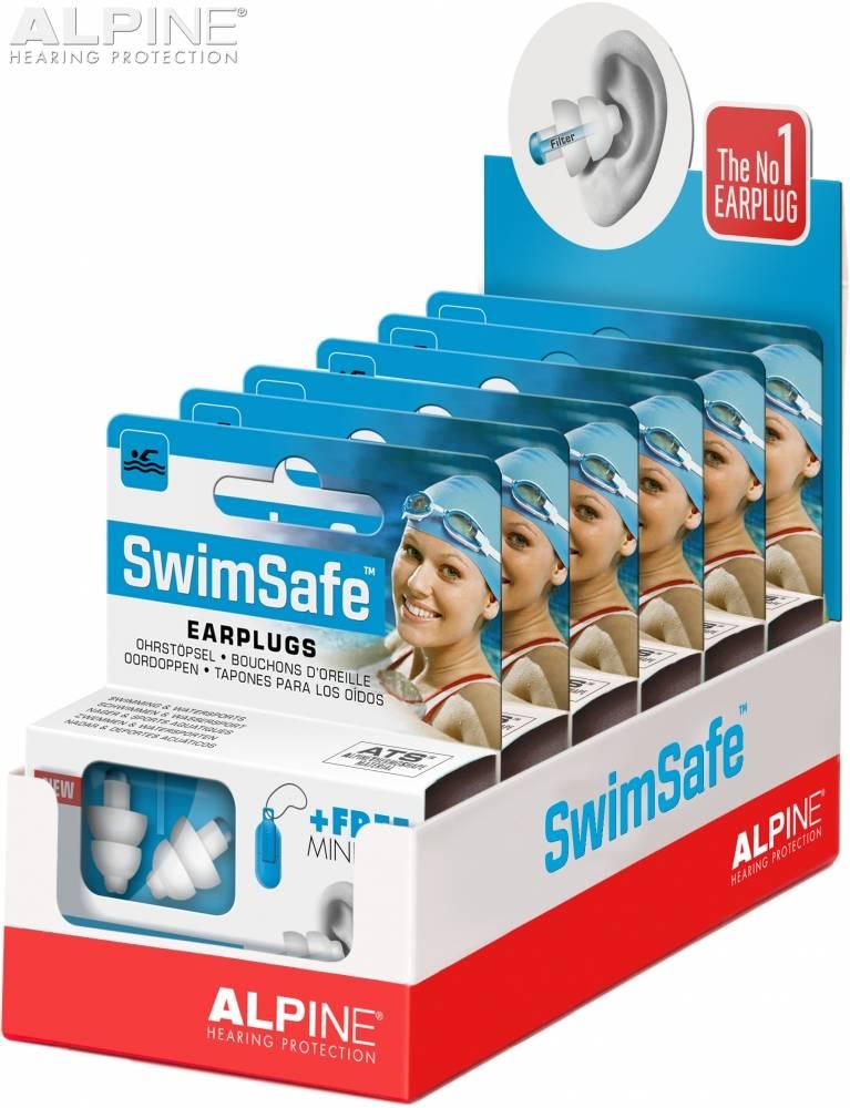 SwimSafe display - 6 stuks
