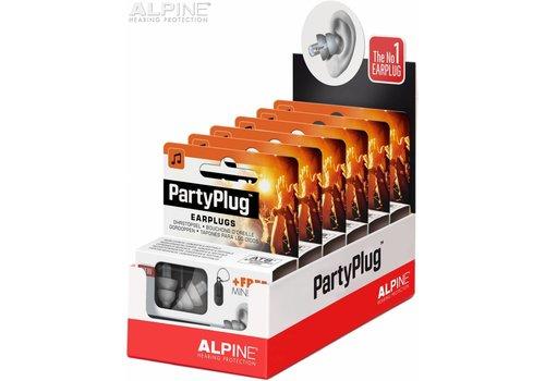 PartyPlug display - 6 stuks