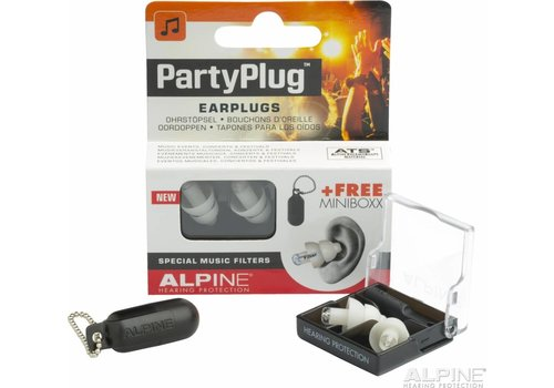 PartyPlug oordopjes - 1 paar