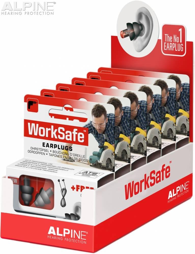 WorkSafe display - 6 stuks