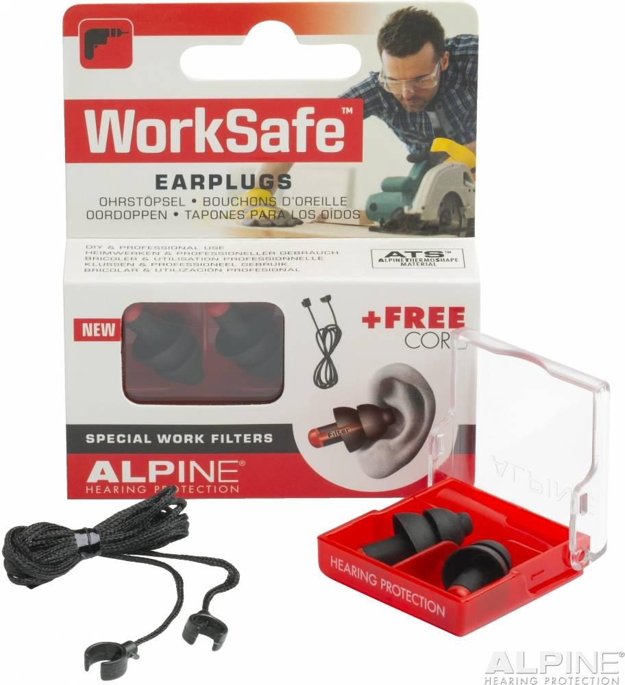 WorkSafe oordopjes - 1 paar