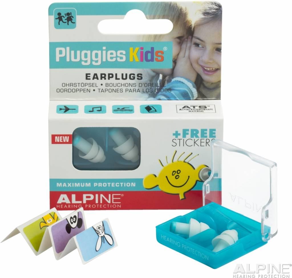 Pluggies Kids oordopjes - 1 paar
