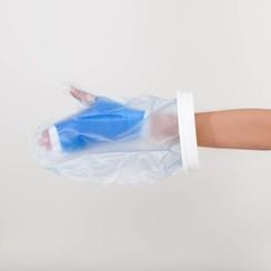 Gipshoes hand volwassene