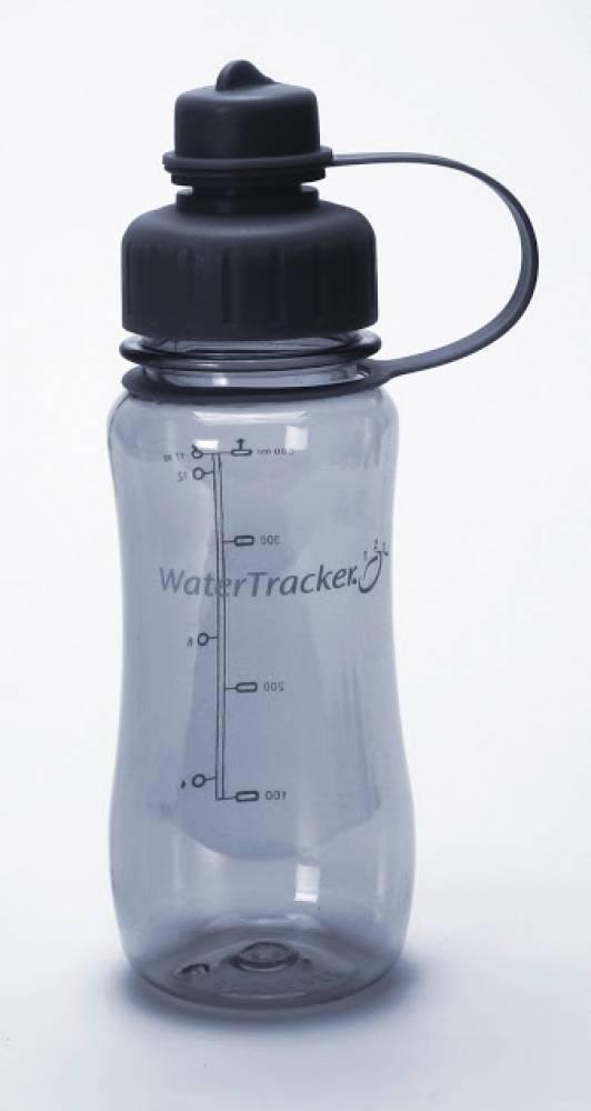 WaterTracker  0.5l - grijs