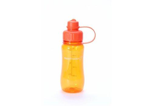 WaterTracker  0.5l - oranje